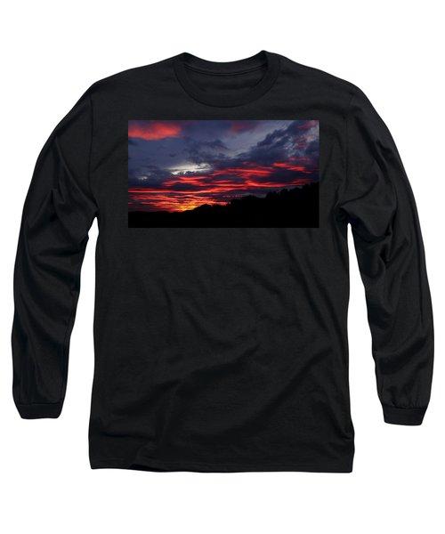 Red Cloud Mountain Long Sleeve T-Shirt
