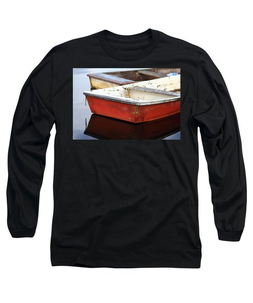 Red Dingy Long Sleeve T-Shirt