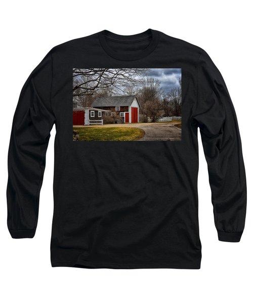 Red Doors Long Sleeve T-Shirt