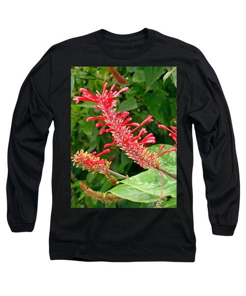 Red Fingerlings Long Sleeve T-Shirt