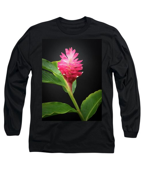 Red Ginger Long Sleeve T-Shirt