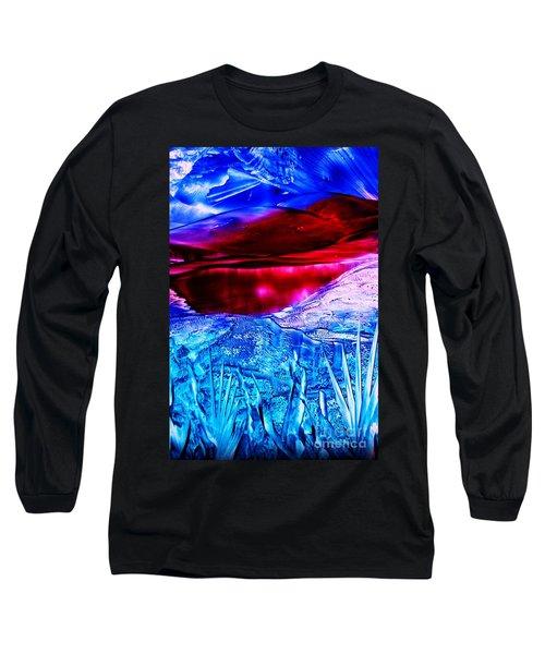 Red Lake Long Sleeve T-Shirt