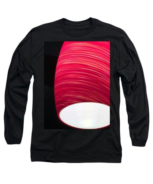 Red Light Cafe Long Sleeve T-Shirt