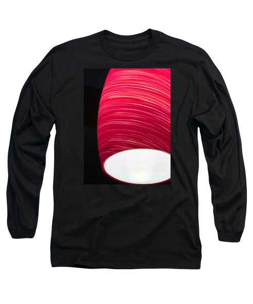 Red Light Cafe Long Sleeve T-Shirt