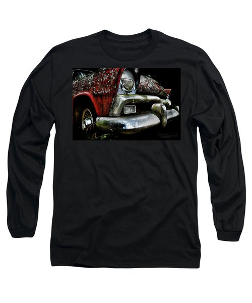 Red Plymouth Belvedere Long Sleeve T-Shirt