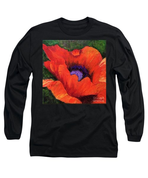 Red Rhapsody Long Sleeve T-Shirt