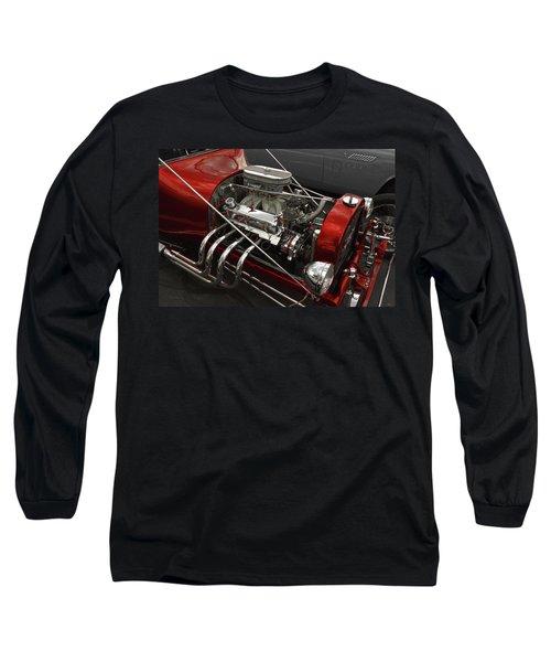 Red Rod Long Sleeve T-Shirt