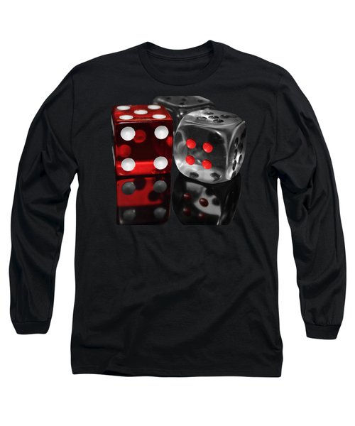 Red Rollers Long Sleeve T-Shirt by Shane Bechler