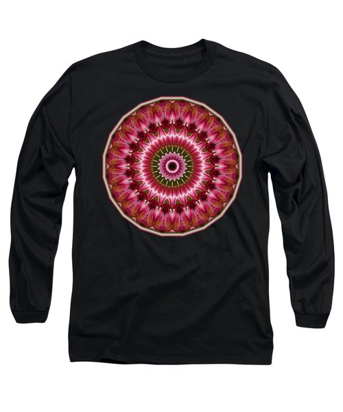 Red Roses And Thorns Long Sleeve T-Shirt