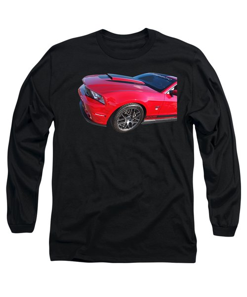 Red Roush Stage 2 Long Sleeve T-Shirt