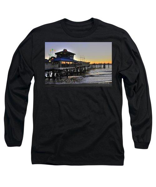 Redondo Pier North Long Sleeve T-Shirt