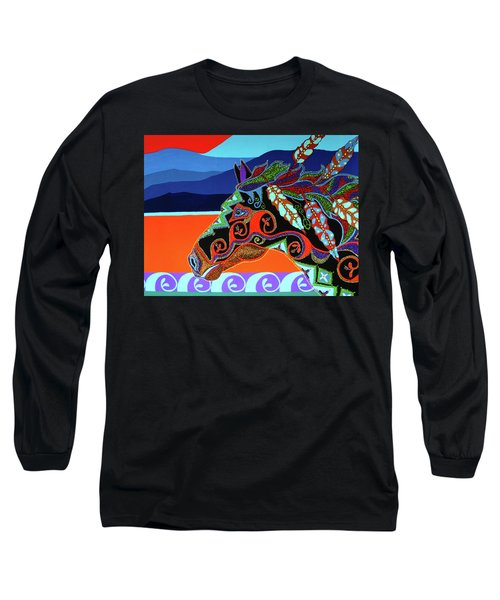Redsky 01 Long Sleeve T-Shirt