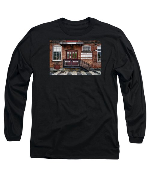 Reeves Ferrin Gallery - North Adams Long Sleeve T-Shirt