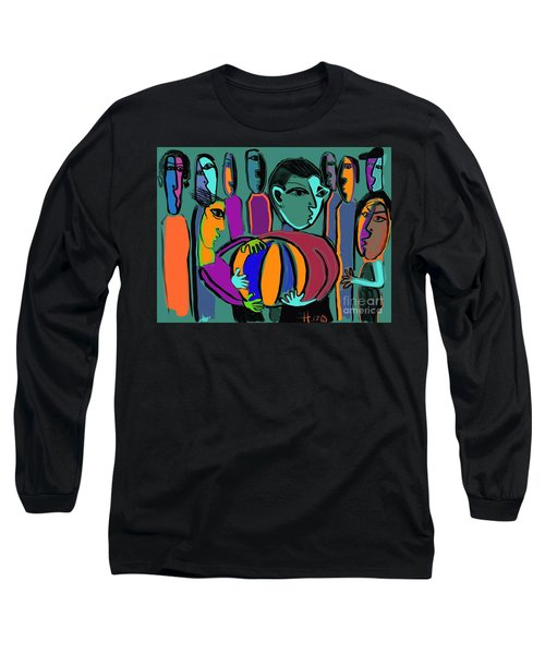 Referee Long Sleeve T-Shirt