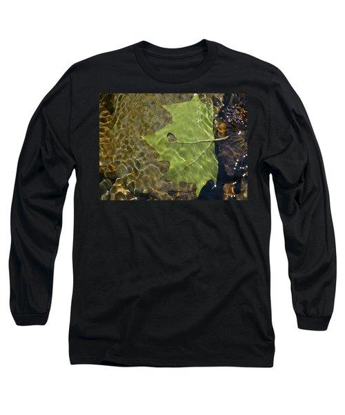 Reflected Indignation Long Sleeve T-Shirt