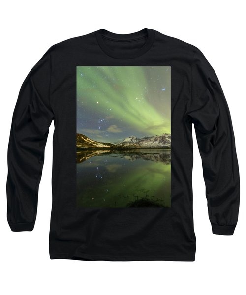 Reflected Orion Long Sleeve T-Shirt