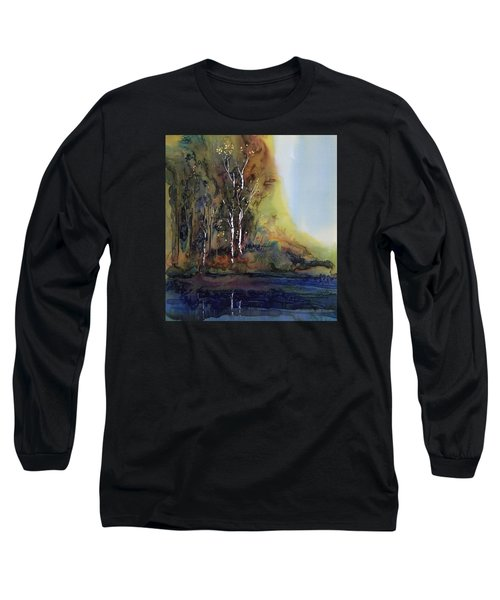 Reflections Long Sleeve T-Shirt by Carolyn Doe