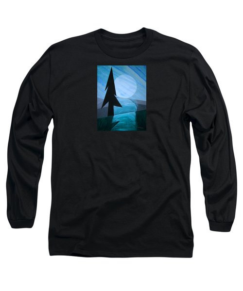 Reflections On The Day Long Sleeve T-Shirt