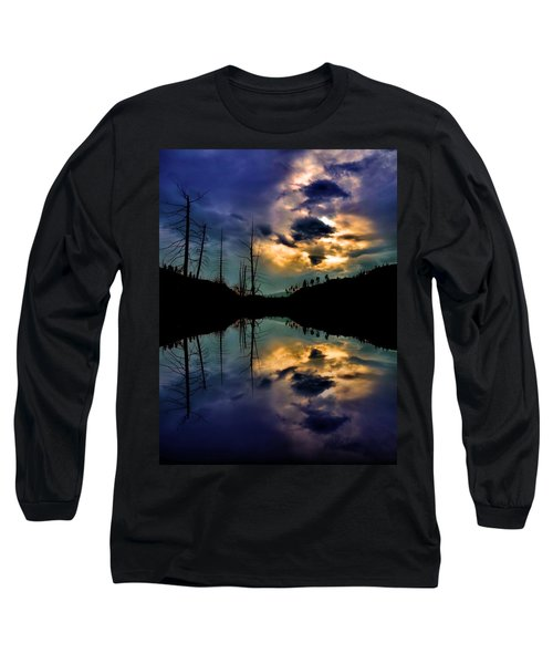 Long Sleeve T-Shirt featuring the photograph Reflections by Tara Turner