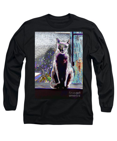 Regal Puss Long Sleeve T-Shirt