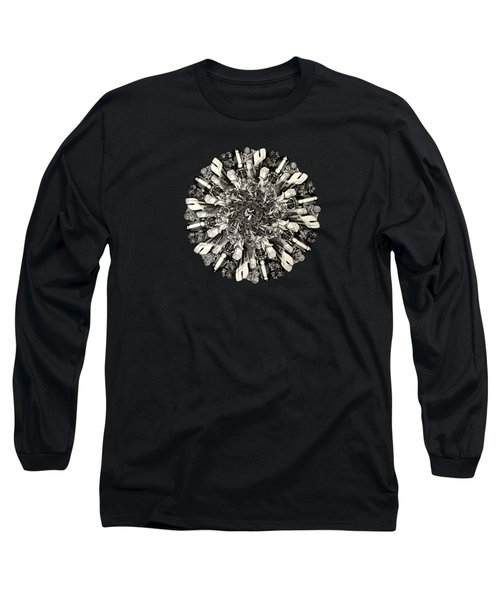Reinventing The Wheel Long Sleeve T-Shirt