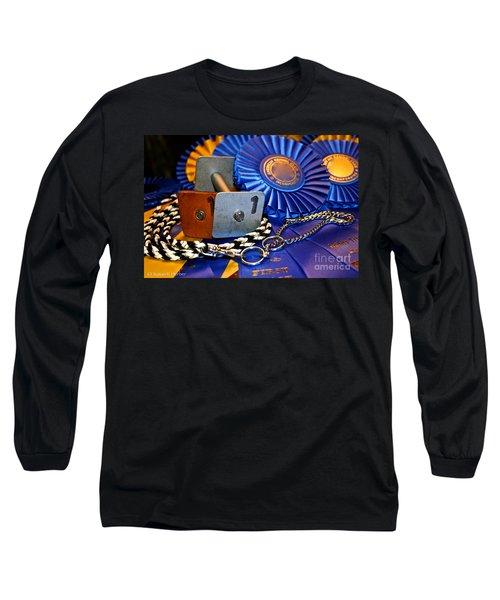 Relationship Building Long Sleeve T-Shirt