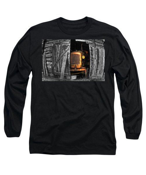 Relic From Past Times Long Sleeve T-Shirt