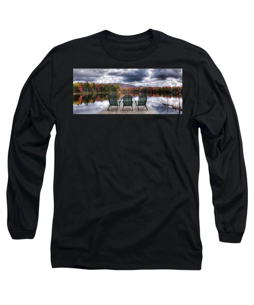 Relishing Autumn Long Sleeve T-Shirt
