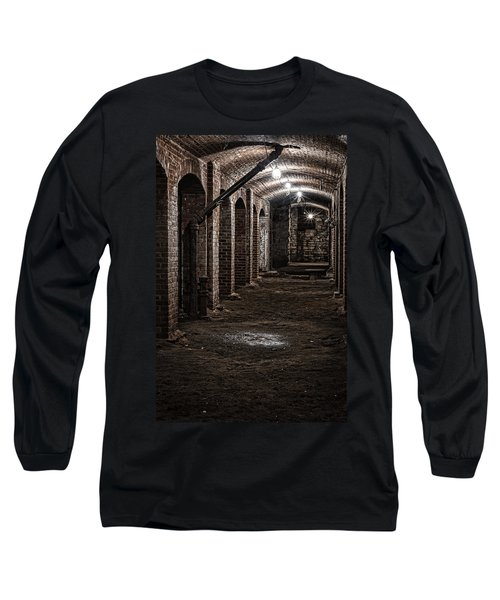 Remains  Long Sleeve T-Shirt