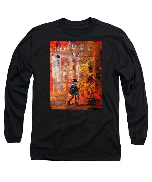 Remember By Colleen Ranney Long Sleeve T-Shirt