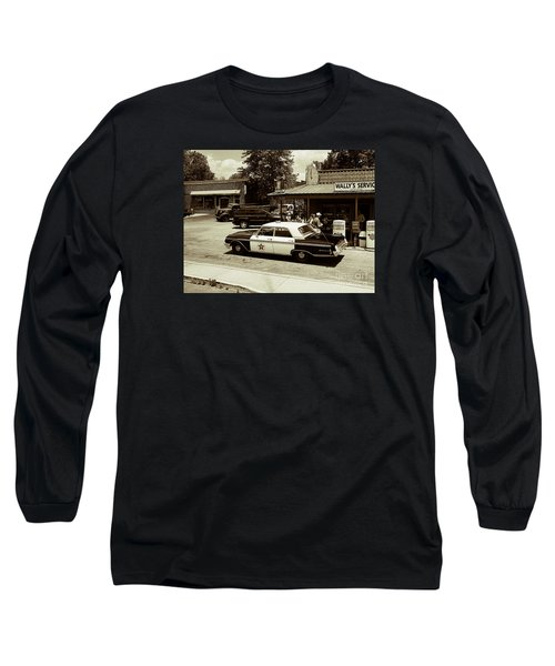Reminder Of Times Past Long Sleeve T-Shirt