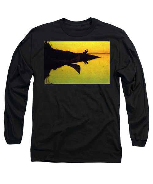 Remington Frederic Comming To The Call Long Sleeve T-Shirt