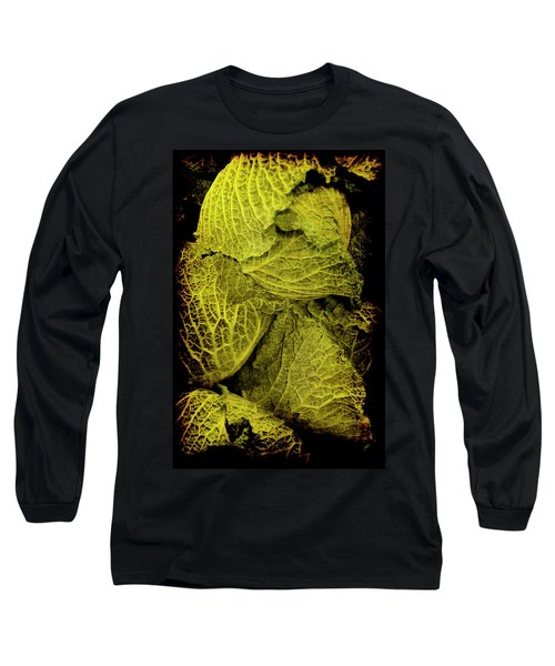 Renaissance Chinese Cabbage Long Sleeve T-Shirt