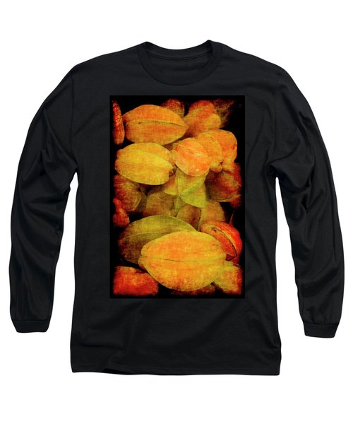 Renaissance Star Fruit Long Sleeve T-Shirt