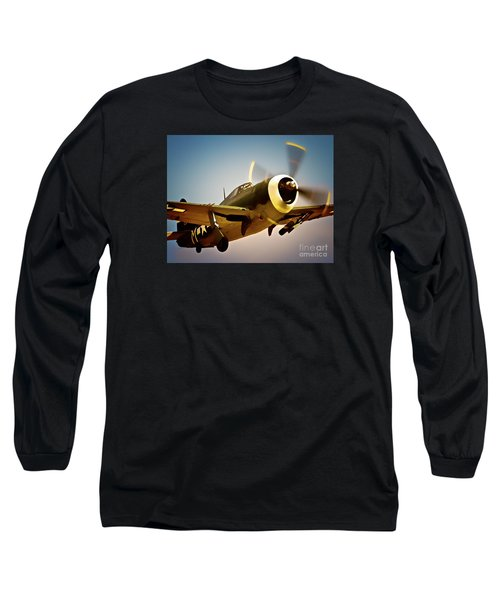 Republic P-47 Thunderbolt Thunder Jug Long Sleeve T-Shirt