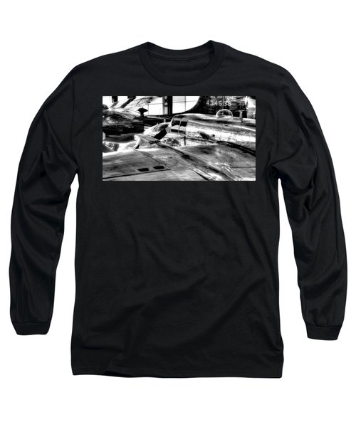 Resting Place Long Sleeve T-Shirt