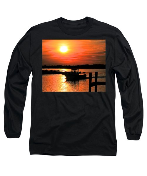 Return At Sunset Long Sleeve T-Shirt