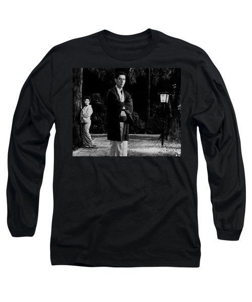 Return Of The Young Boss Long Sleeve T-Shirt by Dan Twyman