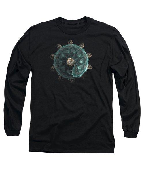 Revolving And Evolving Long Sleeve T-Shirt