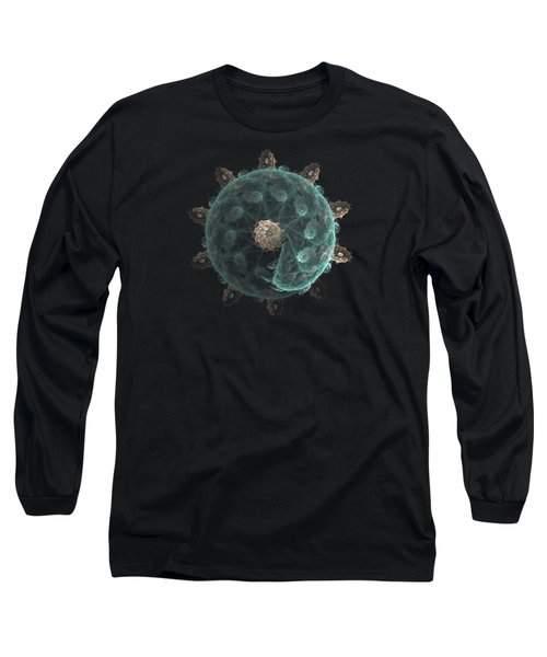 Revolving And Evolving Long Sleeve T-Shirt