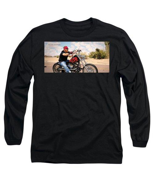 Rey Del Desierto Long Sleeve T-Shirt