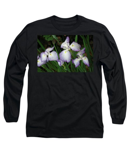 Rhapsody Long Sleeve T-Shirt by Marie Hicks
