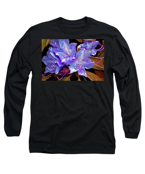 Rhododendron Glory 6 Long Sleeve T-Shirt