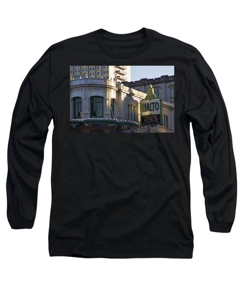 Rialto Tacoma Long Sleeve T-Shirt by Cathy Anderson