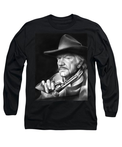 Richard Boone Long Sleeve T-Shirt