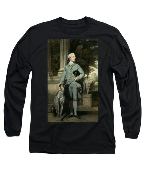 Richard Peers Symons Long Sleeve T-Shirt