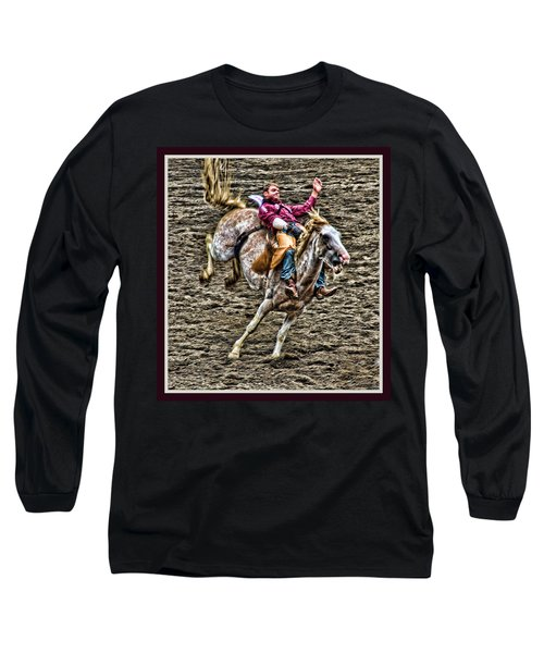 Ride Em Cowboy Long Sleeve T-Shirt