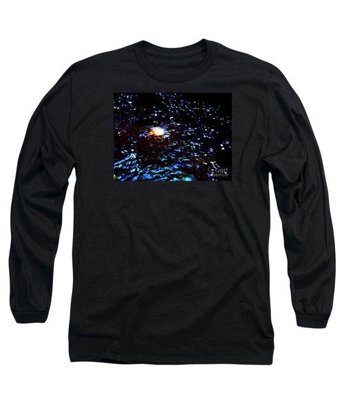 Ride Through Cosmos Long Sleeve T-Shirt
