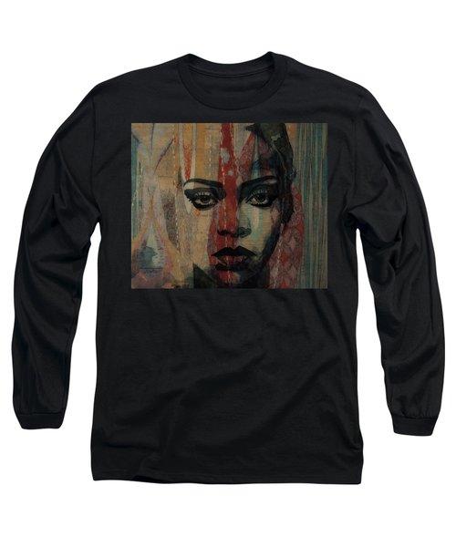 Rihanna - Diamonds Long Sleeve T-Shirt