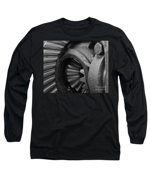 Ring And Pinion Bw Long Sleeve T-Shirt